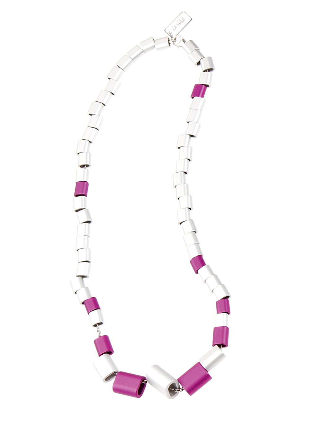 Graduated Squeeze Necklace