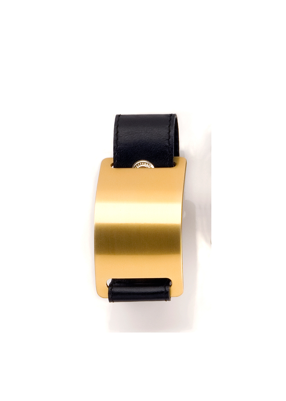 Plain Wrist Buckle, gold