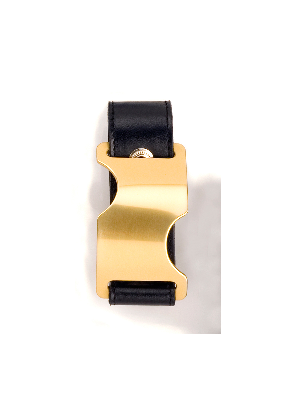 Wave Wrist Buckle, gold