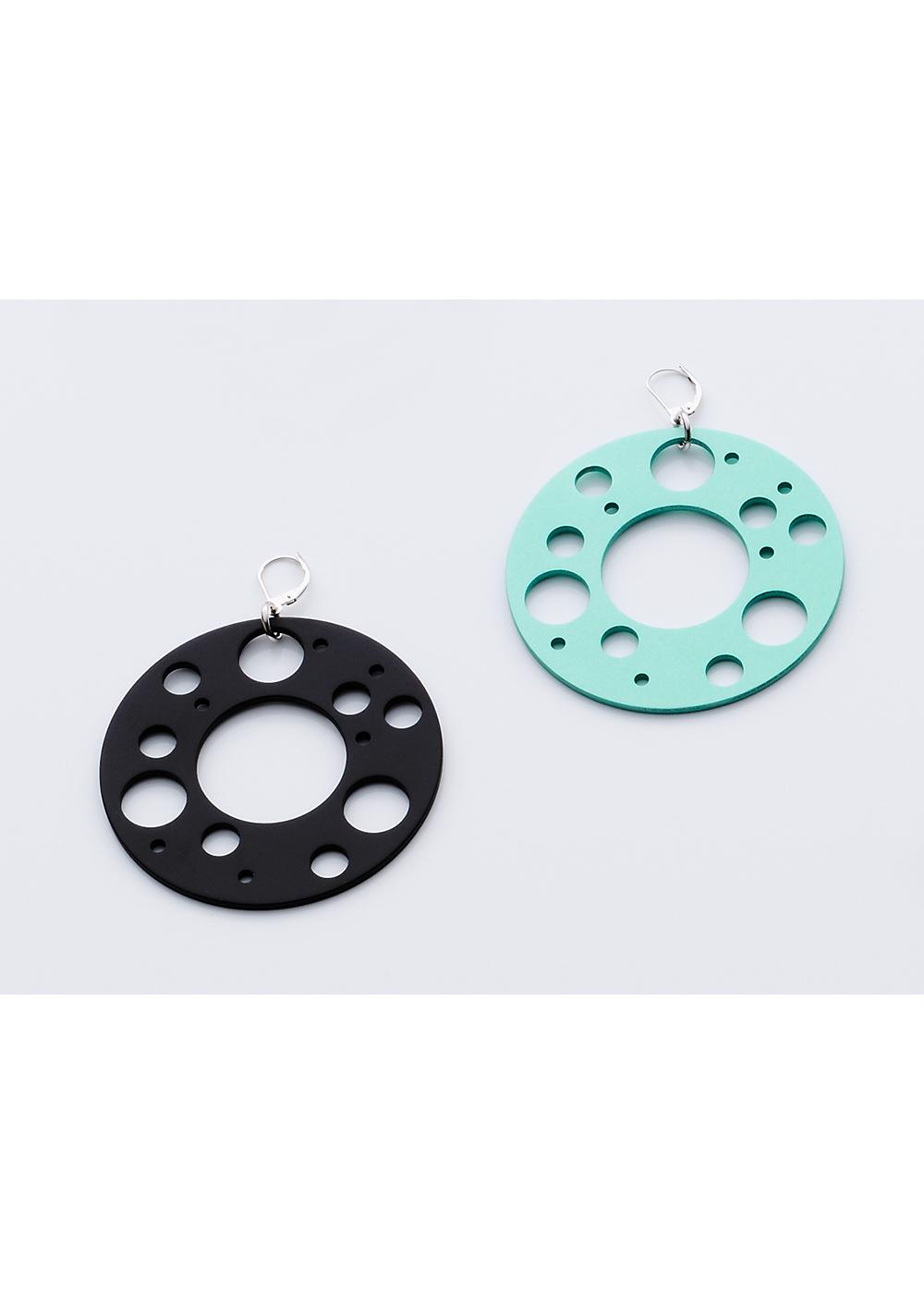 Disk Earring