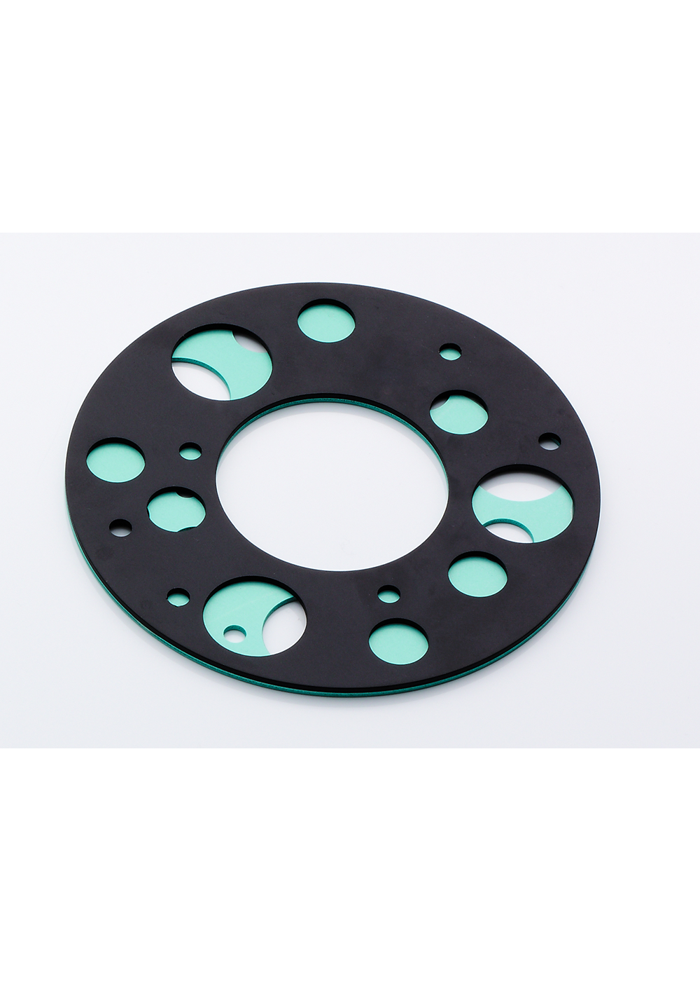 Double Disk Bracelet