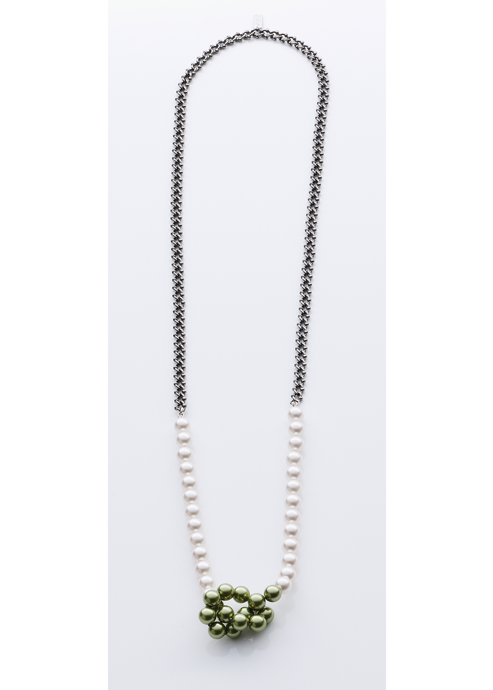 Knotted Pearl Chain