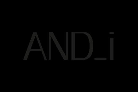 AND_i Jewelry & Accesories Logoon Logo
