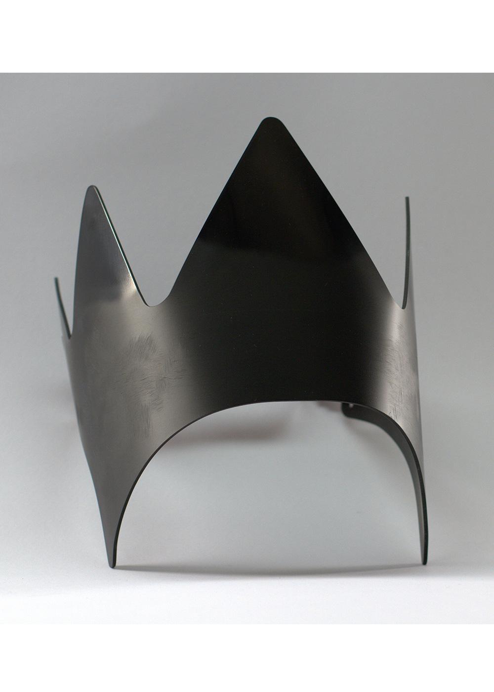 crown, black