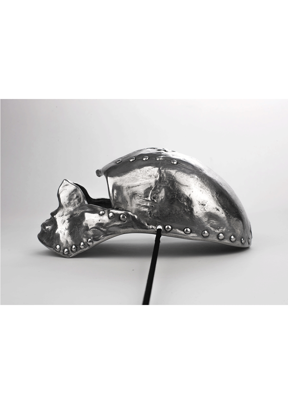 Mask No.1 silver