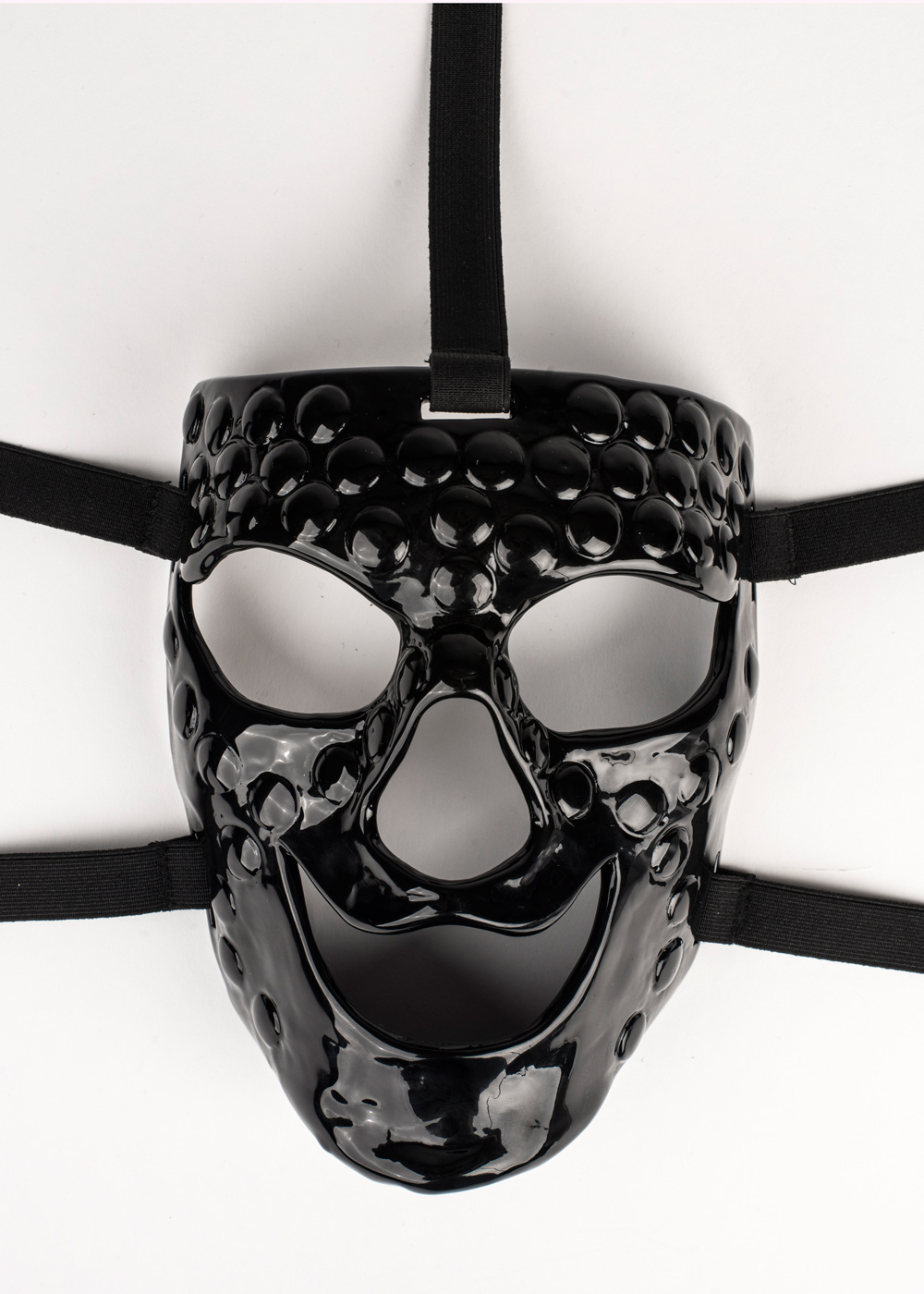 Mask No.3 silver