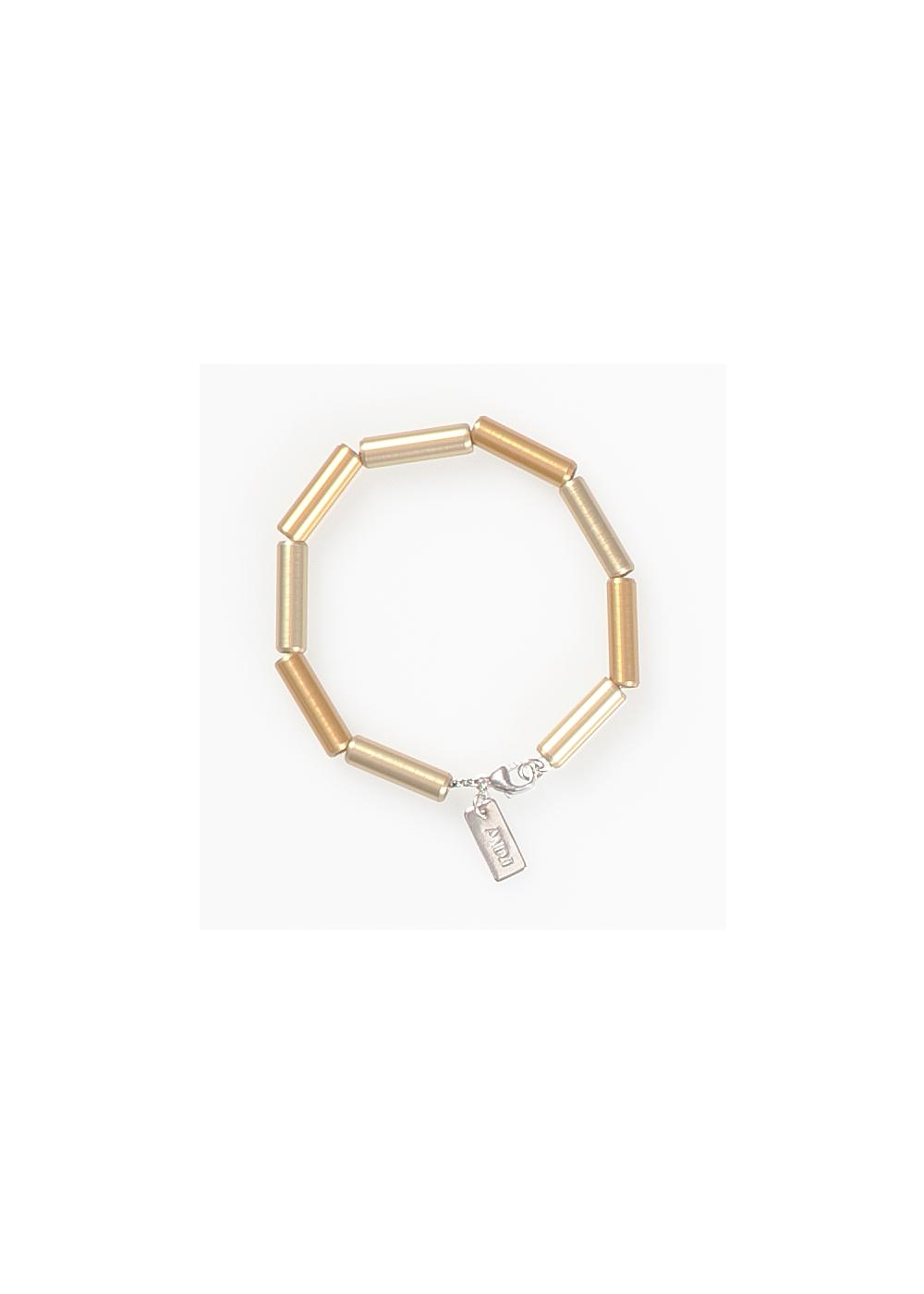 Slim Tube Bracelet