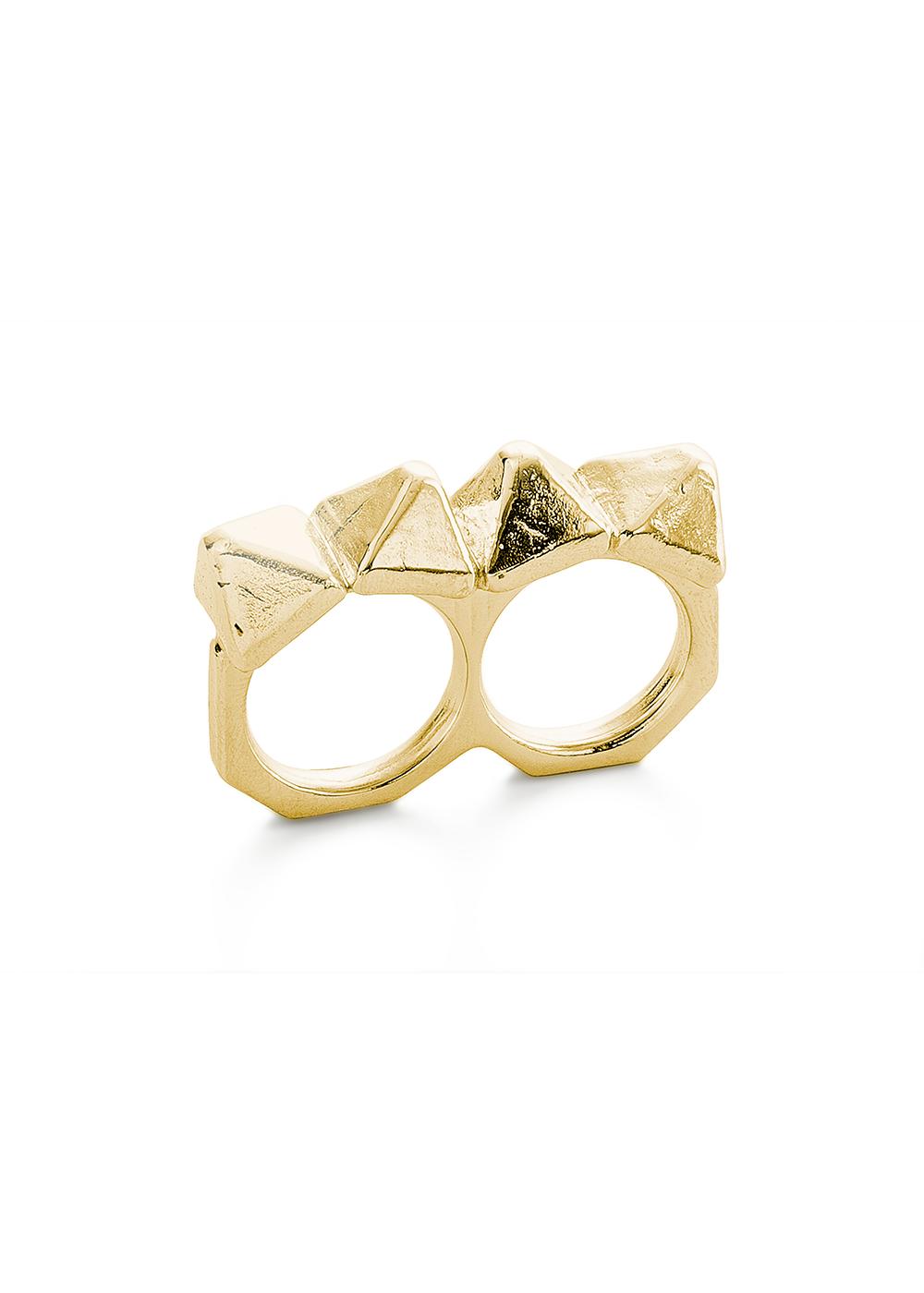 Small Stud Ring No.2